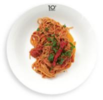 Spaghetti all'arrabbiata