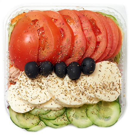 Dieci Salat French