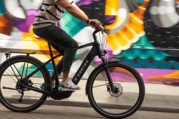 E-bikes (25km/h)