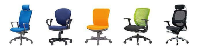 事務用椅子