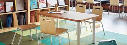 幼児施設家具