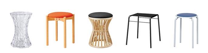 スツール椅子