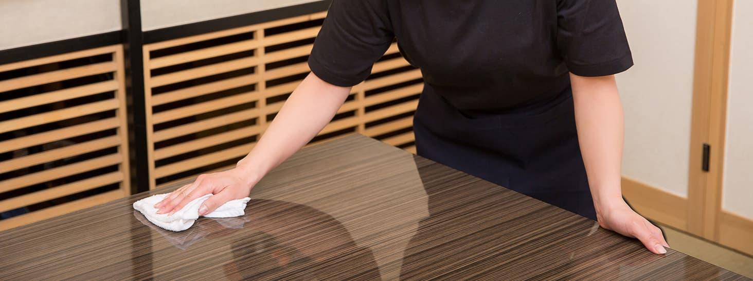 メラミン化粧板のメリット
