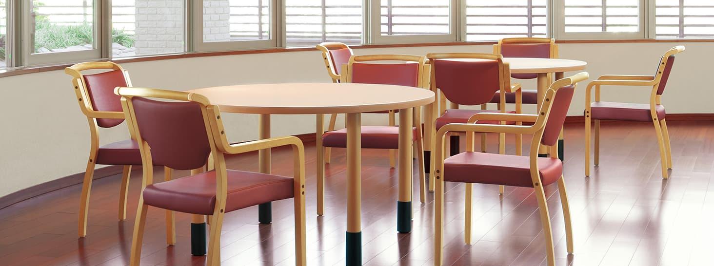 介護椅子の種類や特長