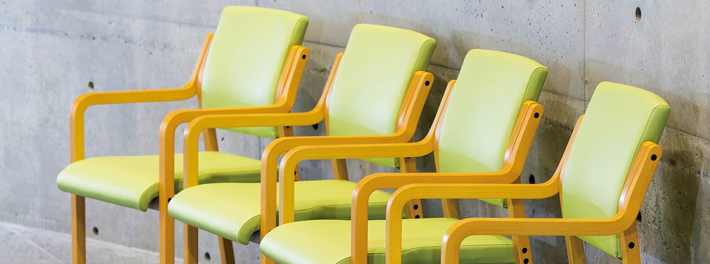 高齢者の為の介護椅子とは