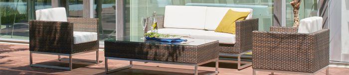ガーデンファニチャー(ガーデン家具)とアウトドア家具