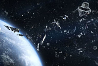 Space junk: Astronomers track 20,000...
