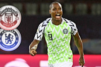 Odion Ighalo likely to miss out on...
