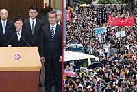 The Hong Kong governor hopes the...