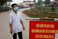 Coronavirus: No change in outbreak...