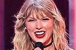 Taylor Swift Rings in Her 30th...