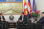 Minister urges Laos to speed up...