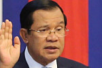 That's ready! Prime Minister Hun Sen...
