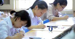 Kinh nghiệm khi làm bài thi môn Toán THPT Quốc Gia
