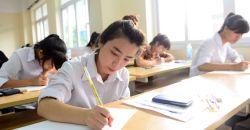 Thứ tự các câu khi làm bài thi môn Toán THPT Quốc Gia