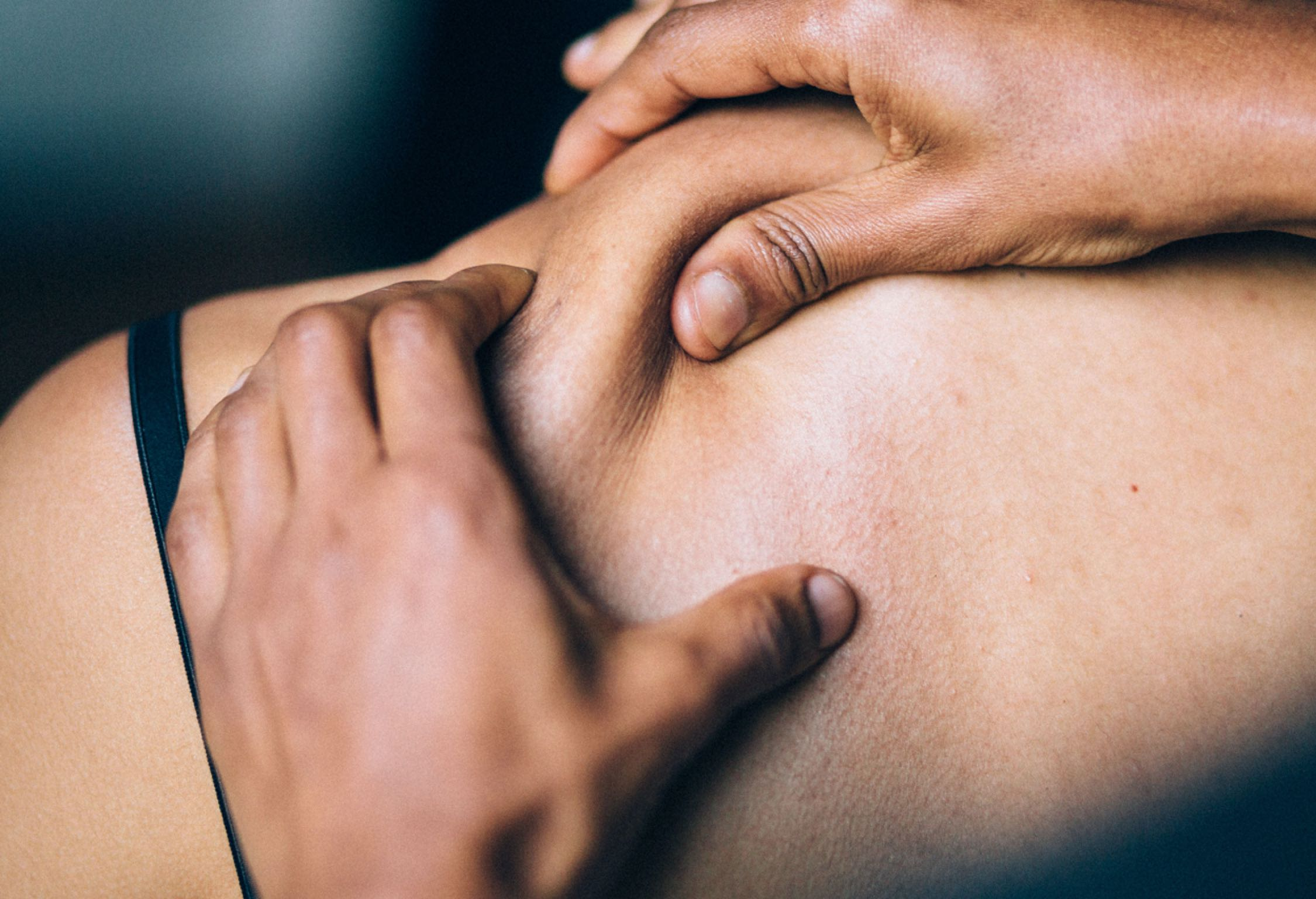 Exemple d'un soin ,Massage Deep Tissue