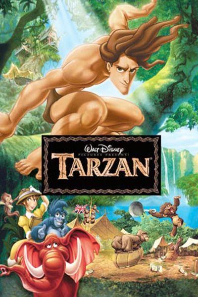 poster : Tarzan