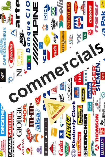 poster : Commercials
