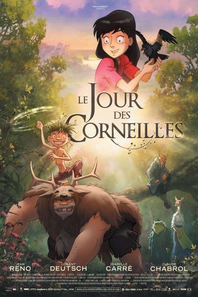 poster : Le Jour Des Corneilles
