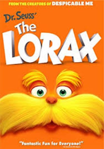 poster : The Lorax