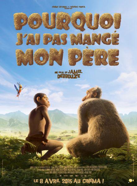 poster : Pourquoi J' Ai Pas Mangé Mon Père