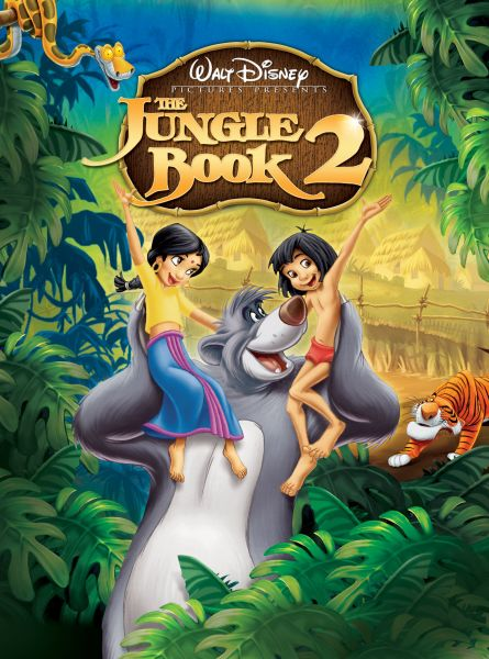 poster : Jungle Book 2