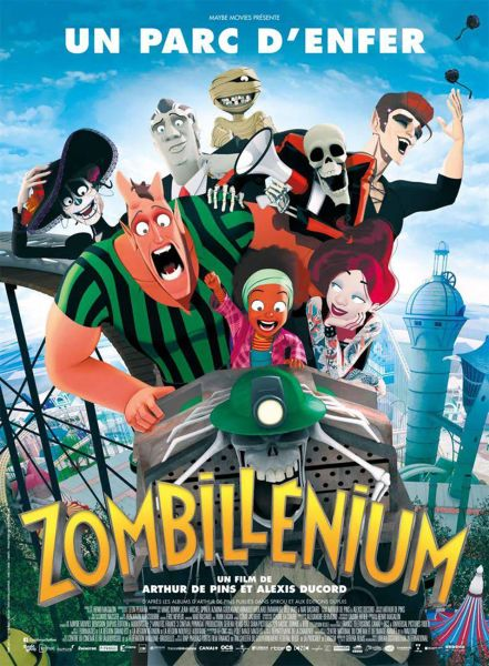 poster : Zombillenium