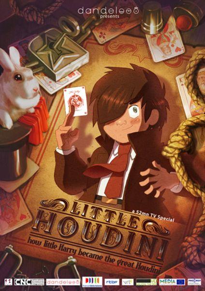 poster : Little Houdini