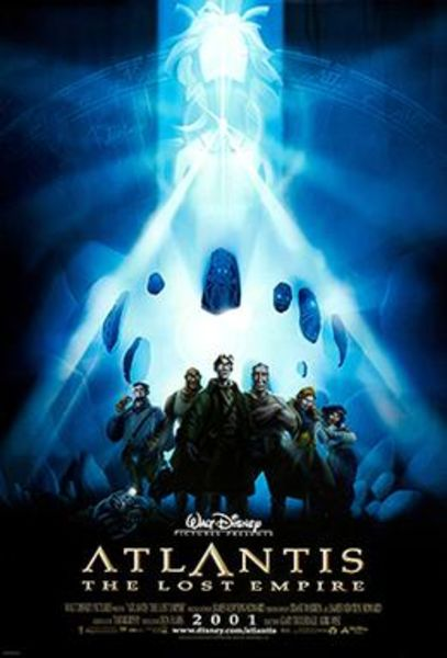 poster : Atlantis