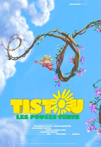 poster : Tistou Les Pouces Verts