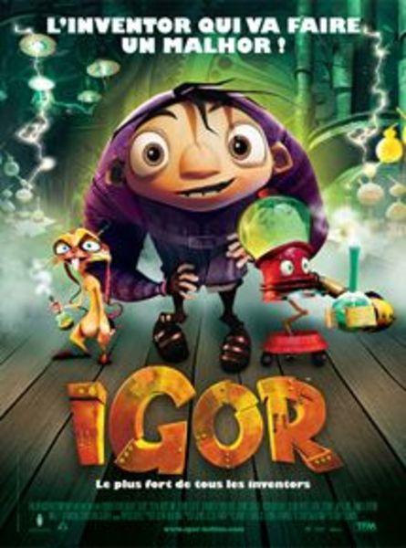 poster : Igor
