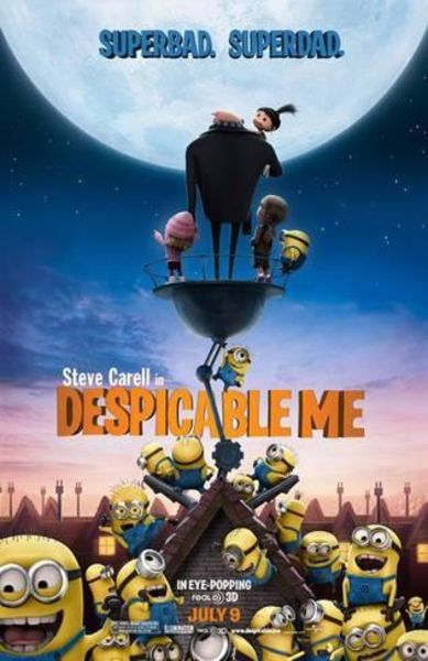 poster : Despicable Me