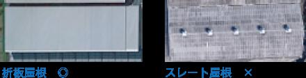 設置の制約条件(屋根写真)
