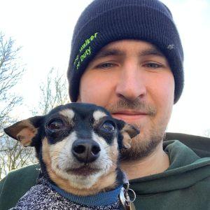 Luke - Dog walker for Green Dog Walking in London