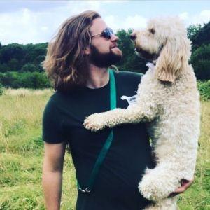 Kris - Dog walker for Green Dog Walking in London