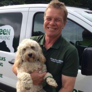 Kim - Dog walker for Green Dog Walking in London