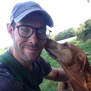 William - Dog walker for Green Dog Walking in London