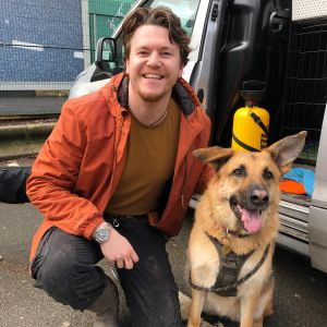 Liam - Dog walker for Green Dog Walking in London