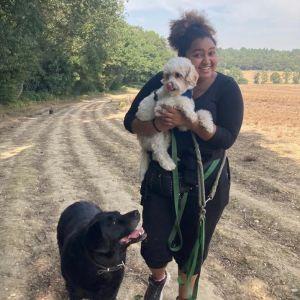Anais - Dog walker for Green Dog Walking in London