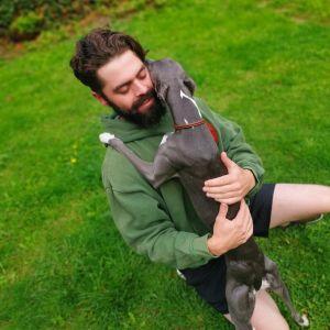 Cameron - Dog walker for Green Dog Walking in London
