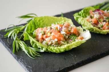 Le saumon, parce que tout le monde l'aime non ?