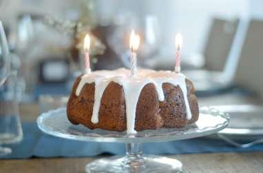 Bundt Cake framboises et limoncello
