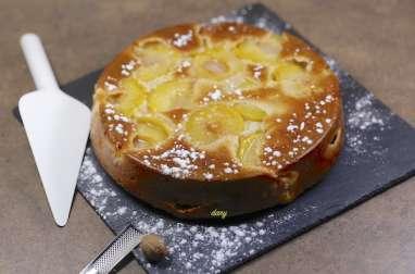 Gâteau aux prunes et aux épices