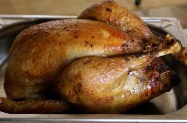 Le poulet fum recette par chef simon - Comment cuisiner poulet fume ...