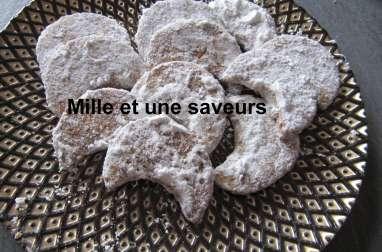 Lunes au cacahuètes