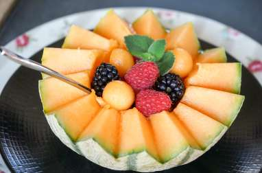 Pastèque et melon