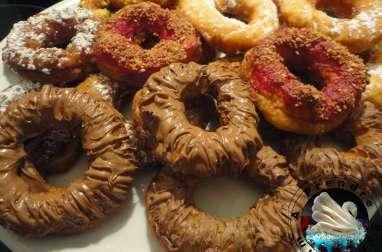 Assortiment de donuts