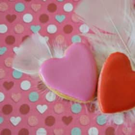 Rose romantique et rouge passion pour la Saint-Valentin