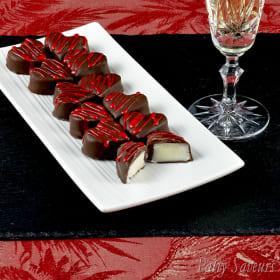 Un bouquet de chocolats