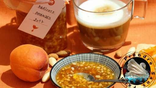 confiture abricot chef simon